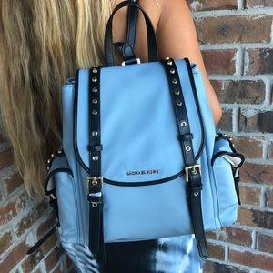 NWT Michael Kors Studded Backpack